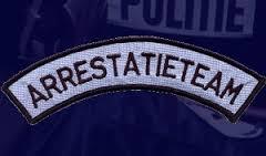 arrestatieteam breda
