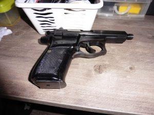harddrugs en vuurwapen