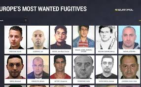 euope's most wanted