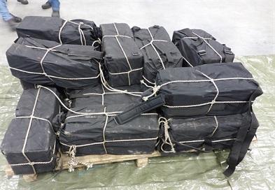 400 kilo coke rotterdam