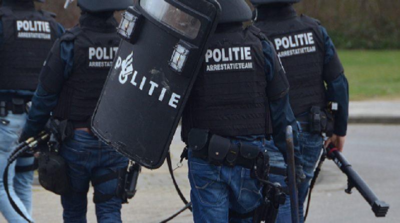 politieactie mocromaffia
