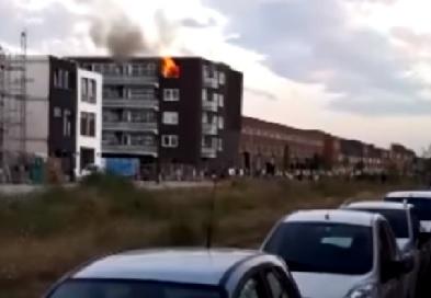 explosie daphnestraat arnhem