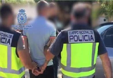 donald g. arrestatie