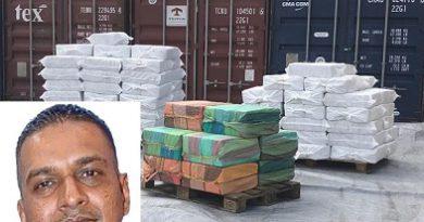 Surinamer Nitinder Oemrawsingh verdacht van betrokkenheid bij grootste cokevangst ooit geliquideerd