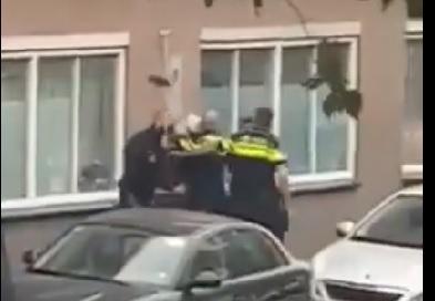 dickenslaan amsterdam politie