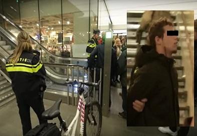 station eindhoven arrestatie