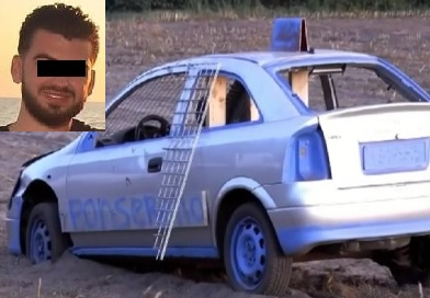 ponserello m. autocross leende