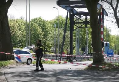 haghorst politie schiet op man