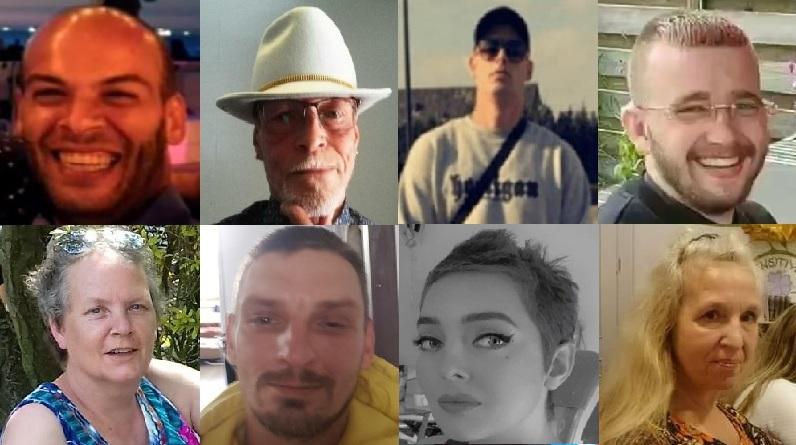 slachtoffers van geweld september